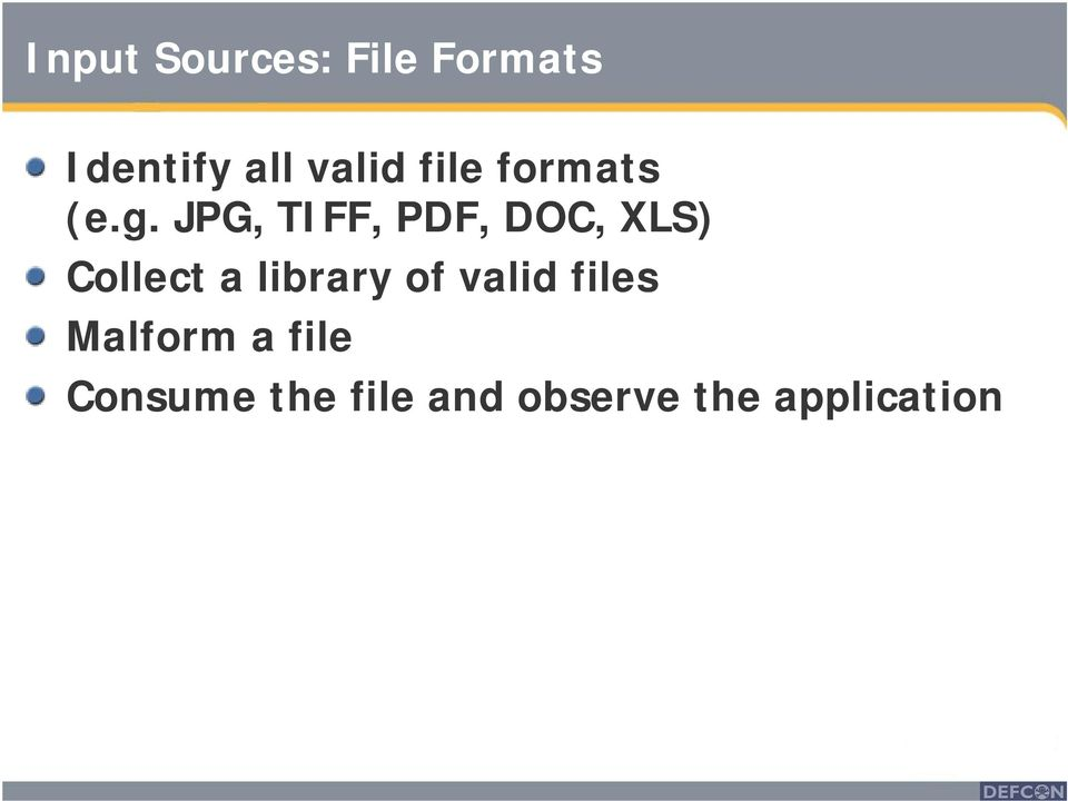 JPG, TIFF, PDF, DOC, XLS) Collect a library