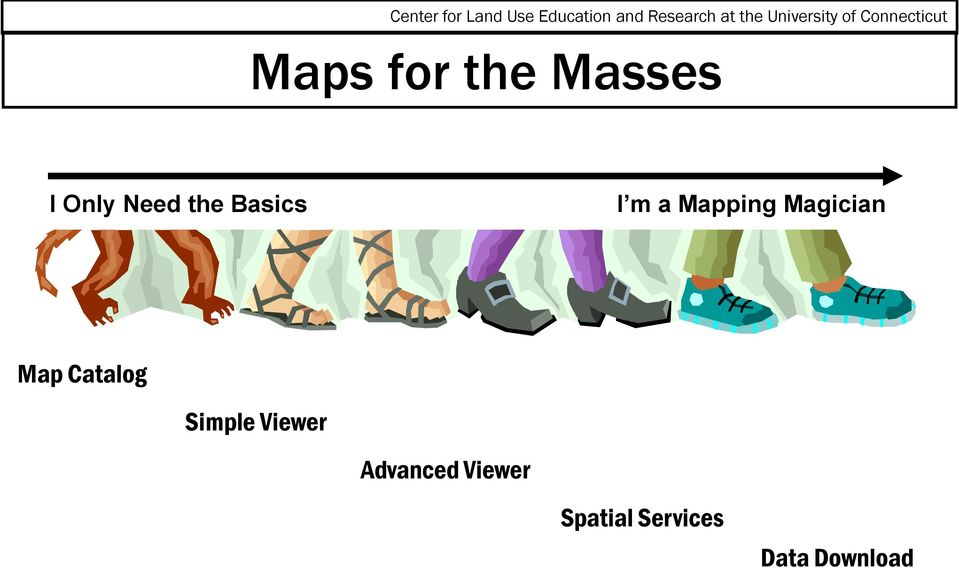 Map Catalog Simple Viewer Advanced
