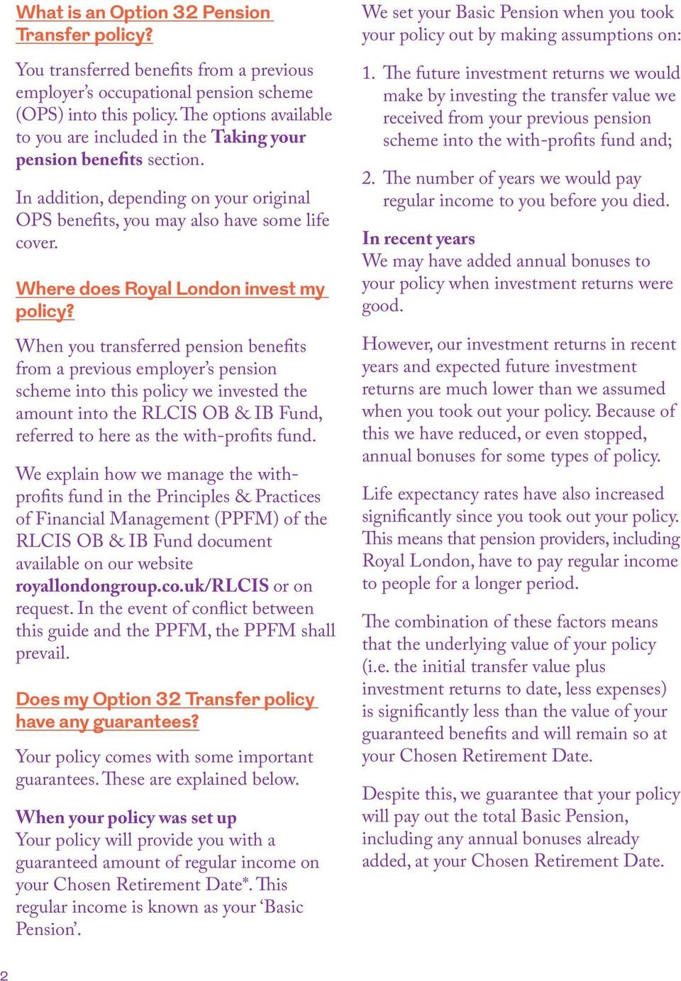 Where does Royal London invest my policy?
