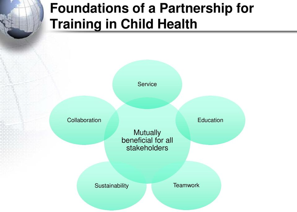 Collaboration Mutually beneficial for