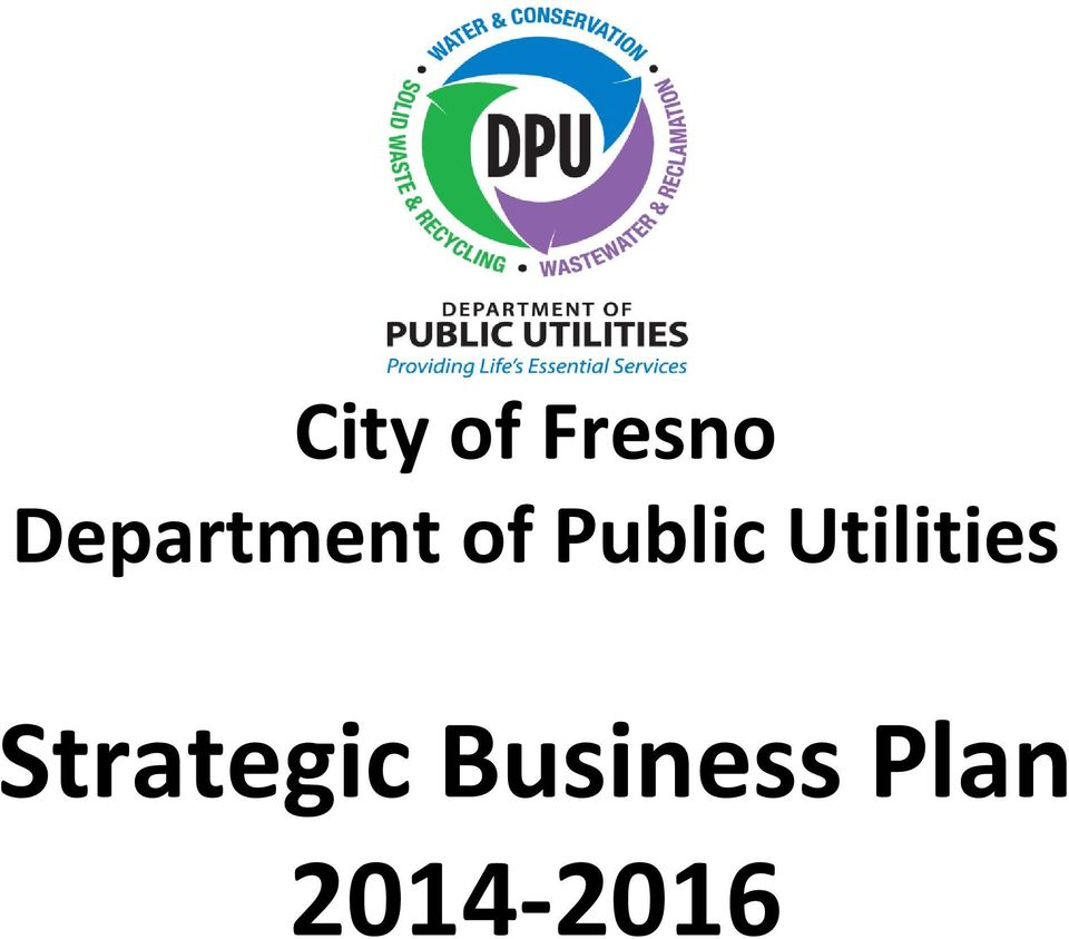 Business plan utilities