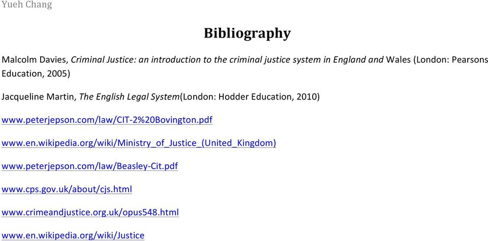 peterjepson.com/law/cit- 2%20Bovington.pdf www.en.wikipedia.org/wiki/ministry_of_justice_(united_kingdom) www.