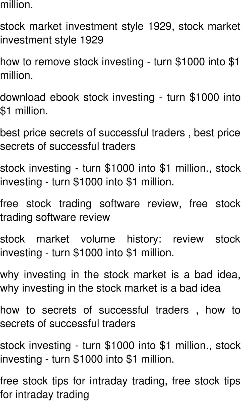 best price secrets of successful traders, best price secrets of successful traders stock, stock free stock trading software review, free stock trading software review