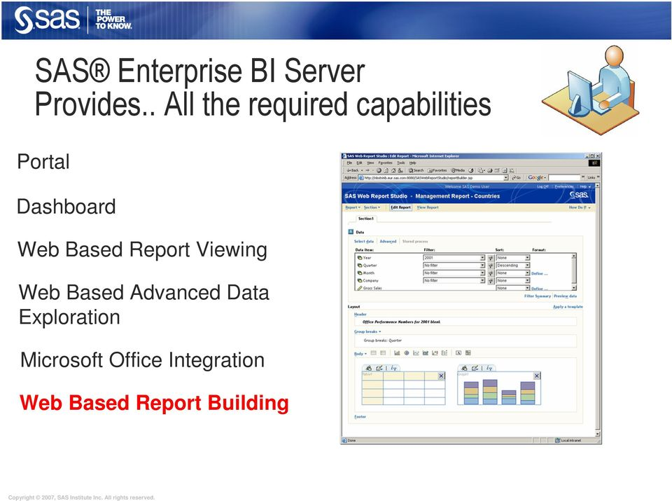 Web Based Report Viewing Web Based Advanced Data