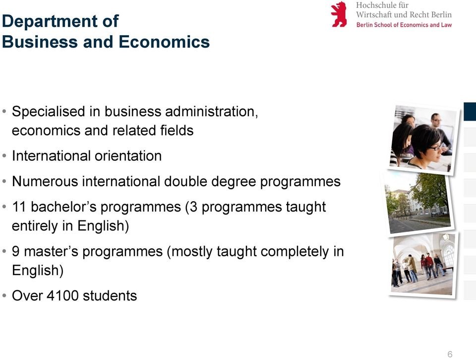 double degree programmes 11 bachelor s programmes (3 programmes taught entirely