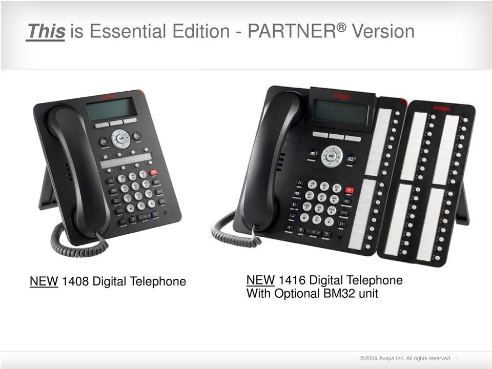Digital Telephone NEW 1416
