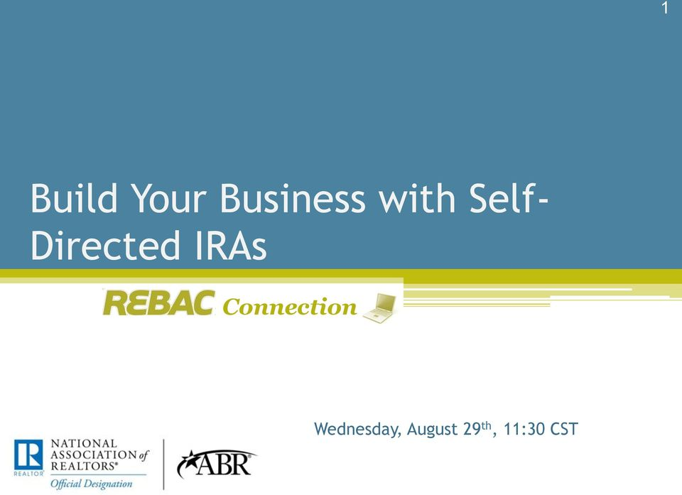 IRAs Connection