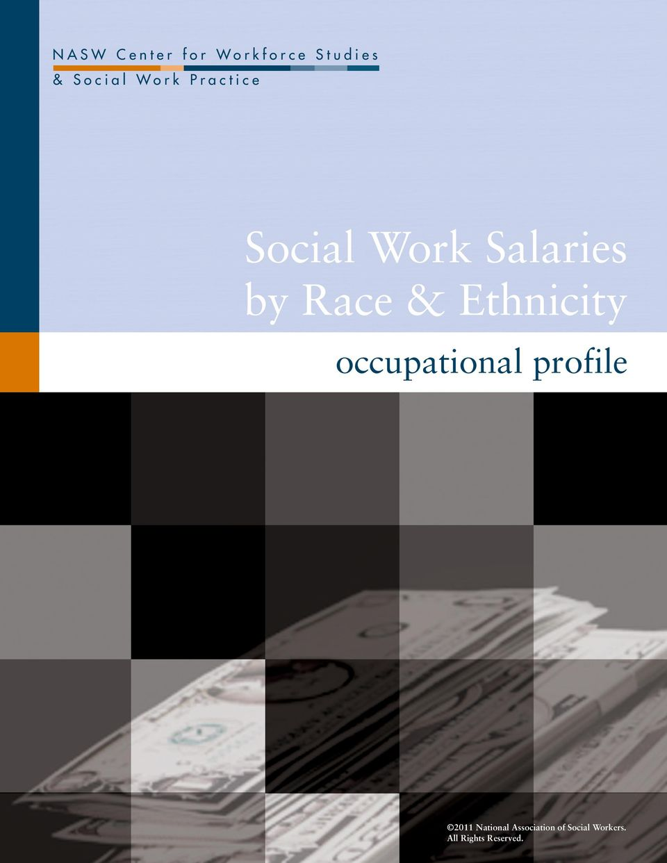 Salaries by Race & Ethnicity occupational profile 2011