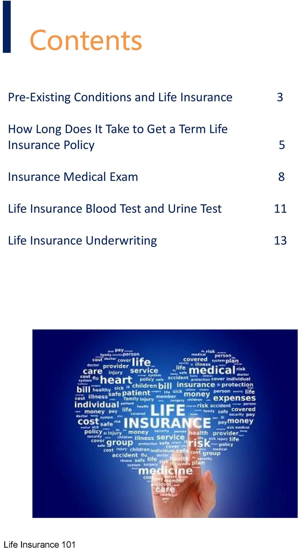 Policy 5 Insurance Medical Exam 8 Life Insurance