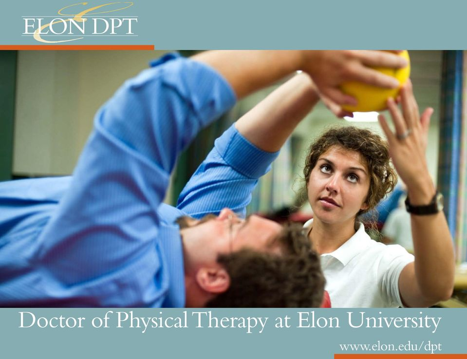 Therapy at Elon