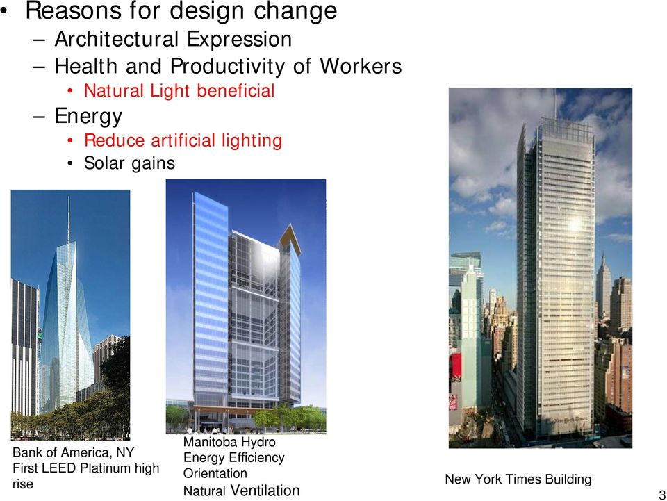 Solar gains Bank of America, NY First LEED Platinum high rise Manitoba