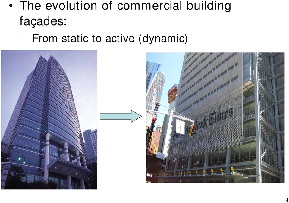 façades: From
