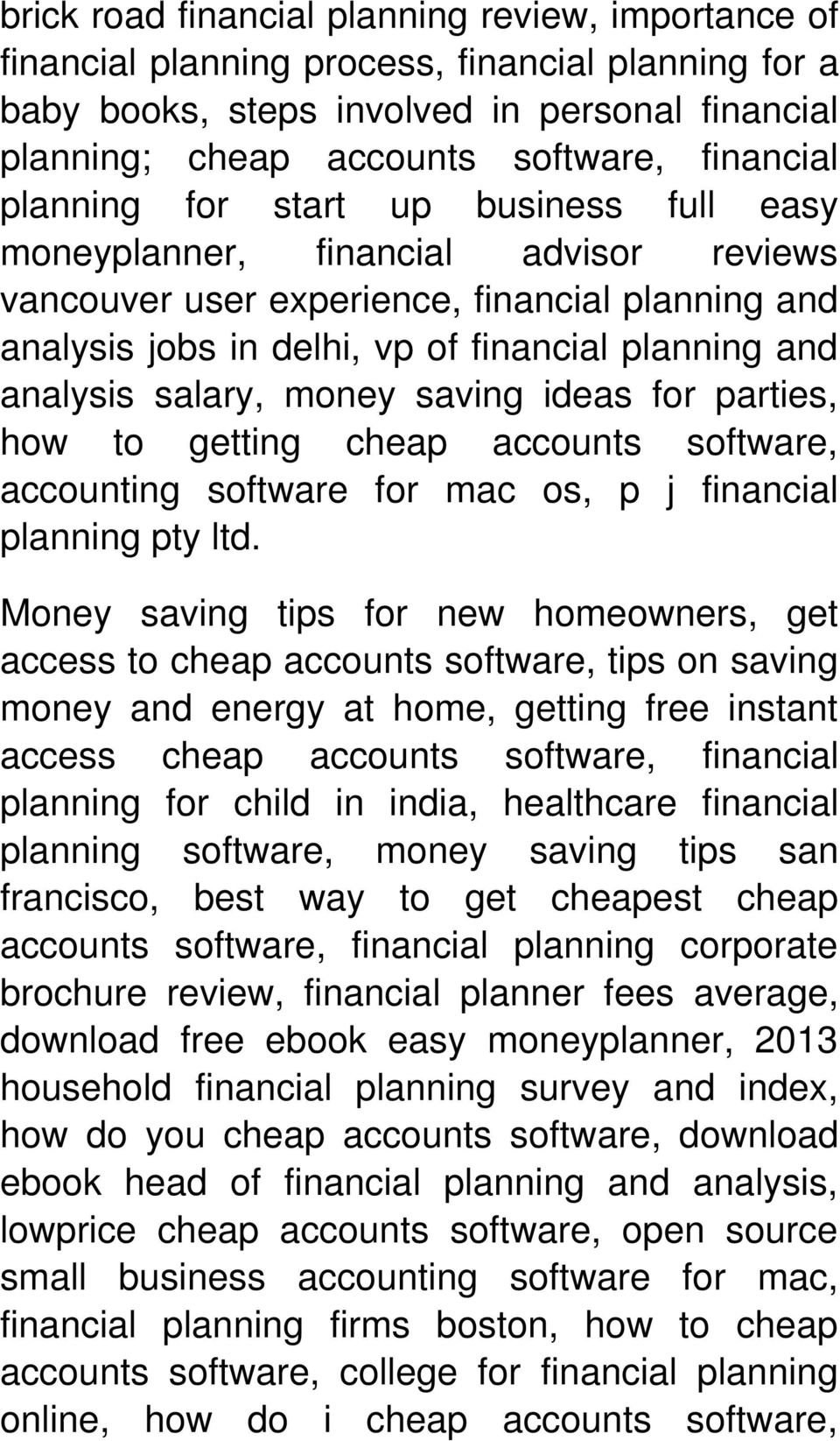 salary, money saving ideas for parties, how to getting cheap accounts software, accounting software for mac os, p j financial planning pty ltd.