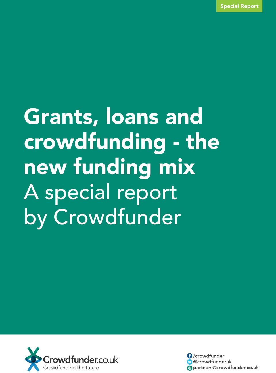 special report by Crowdfunder
