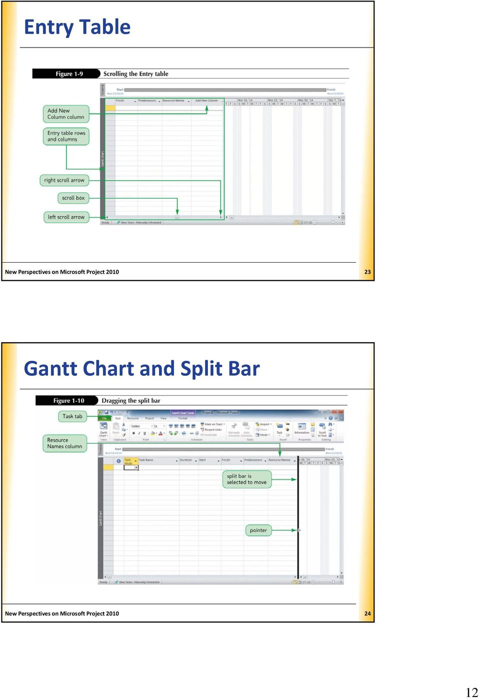 Chart and Split Bar New