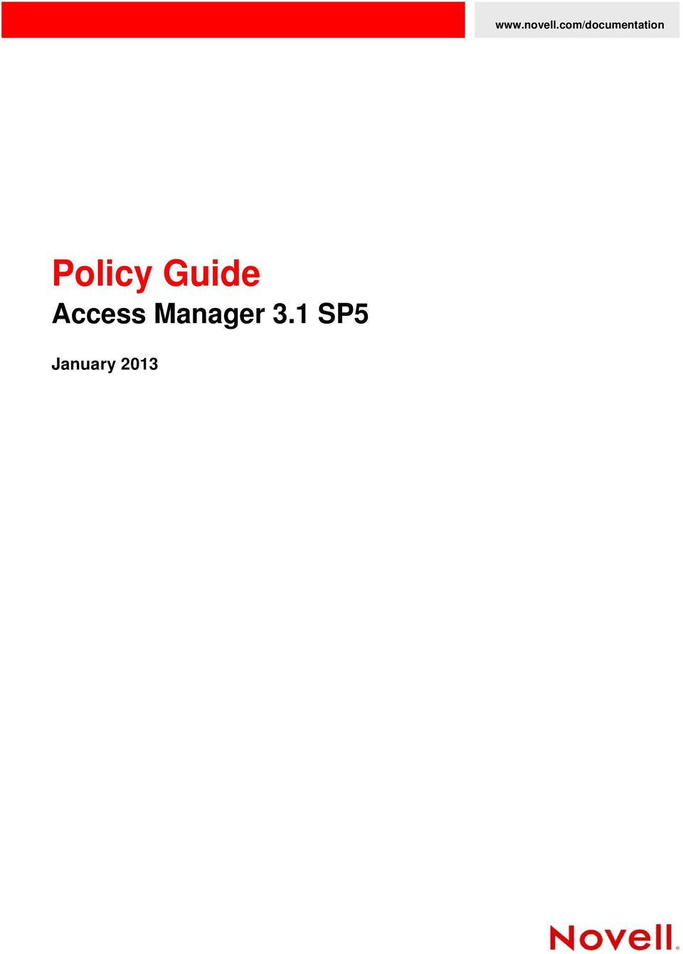 Policy Guide Access