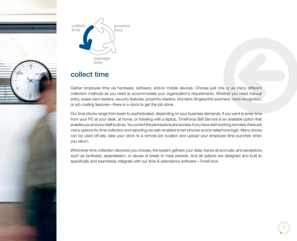 process time simplify your time & attendance process and