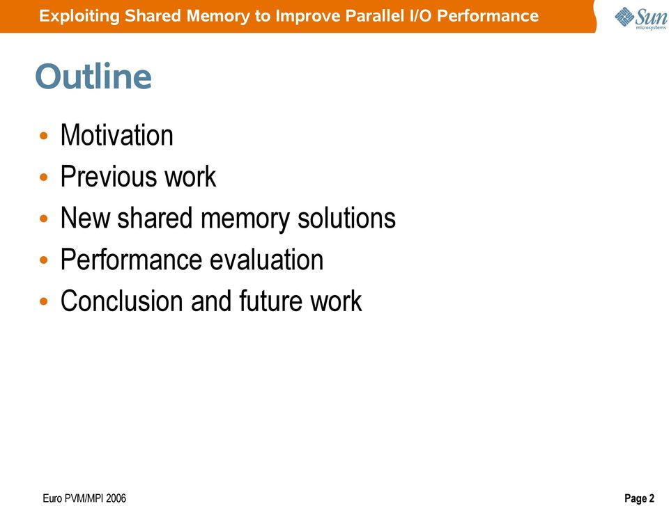 solutions Performance