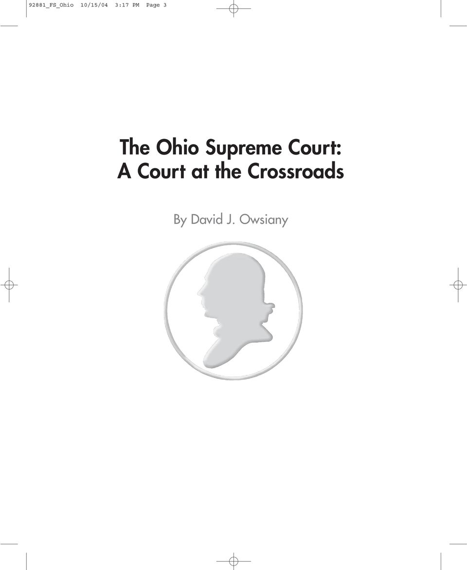 Supreme Court: A Court at