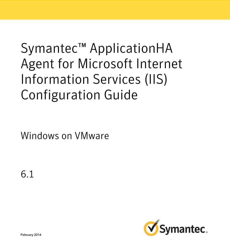 Services (IIS) Configuration