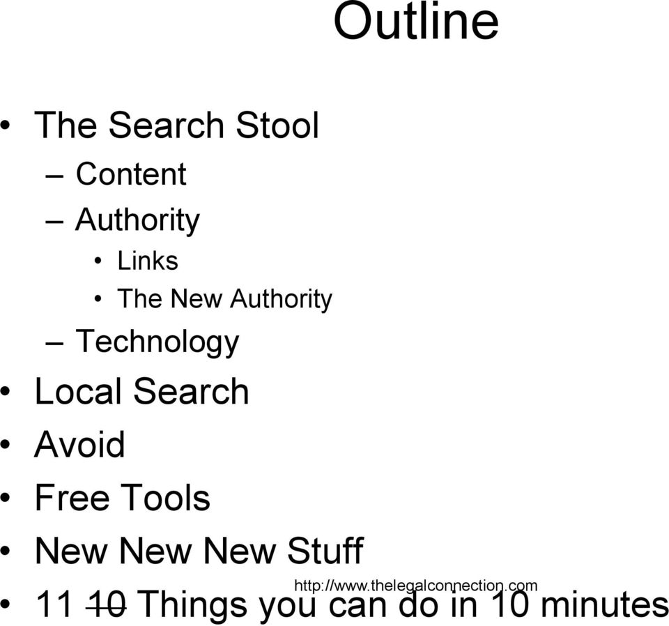 Technology Local Search Avoid Free Tools