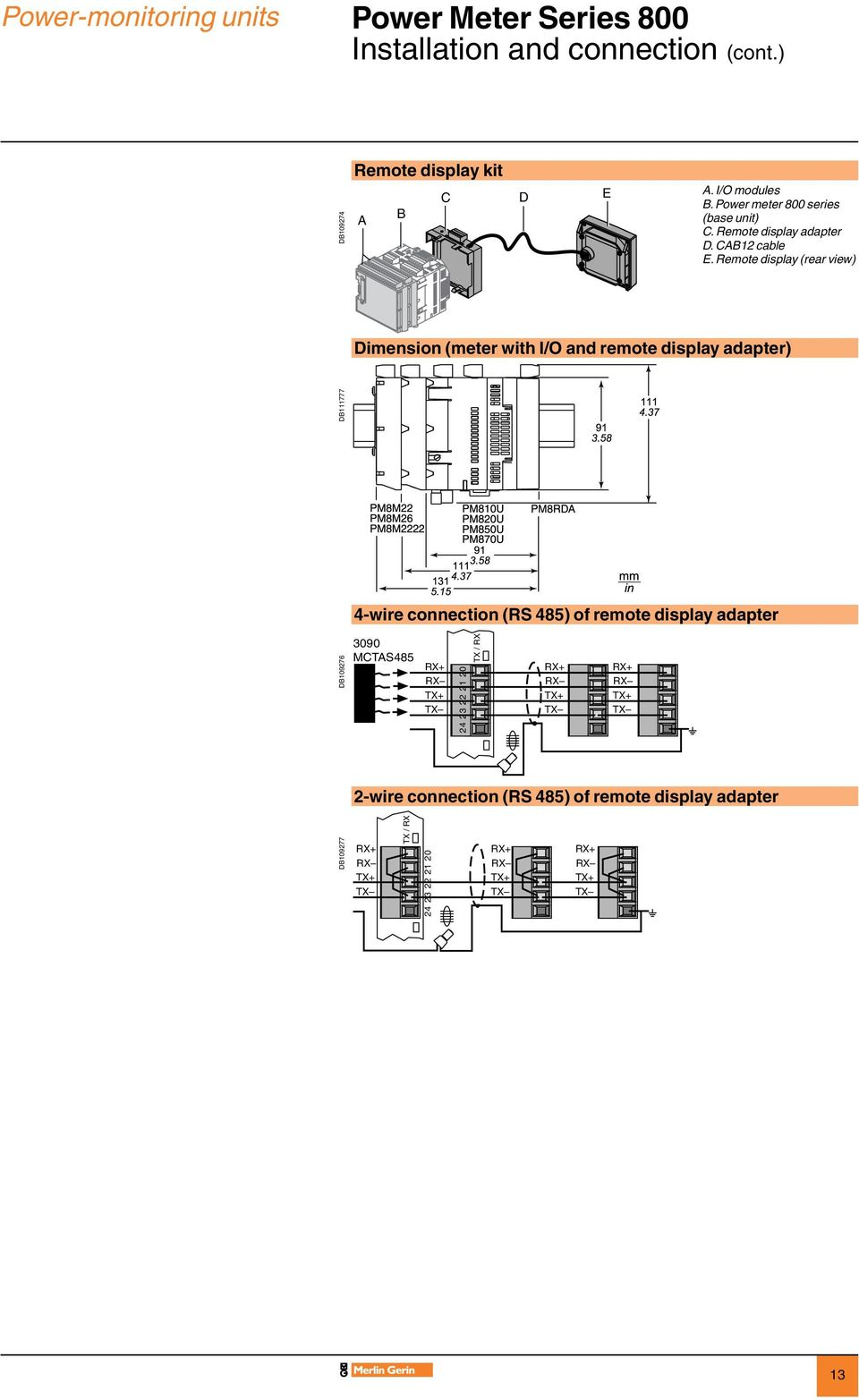 2wire Rs485 Wiring Diagram Trusted Diagrams 2 Wire M9091 U2022