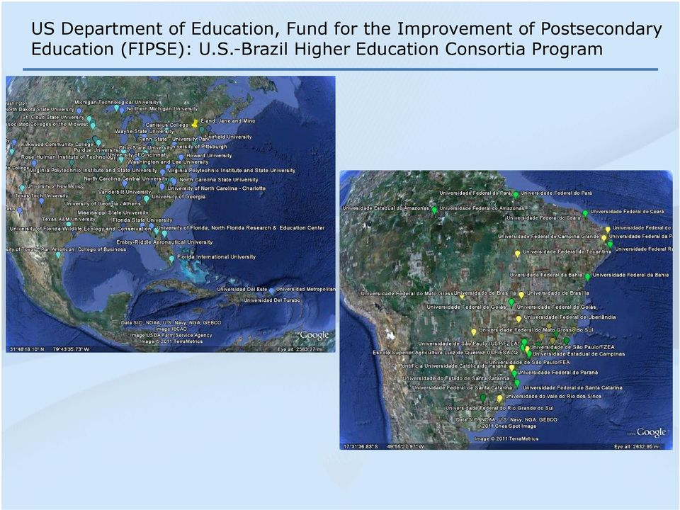 Postsecondary Education (FIPSE):