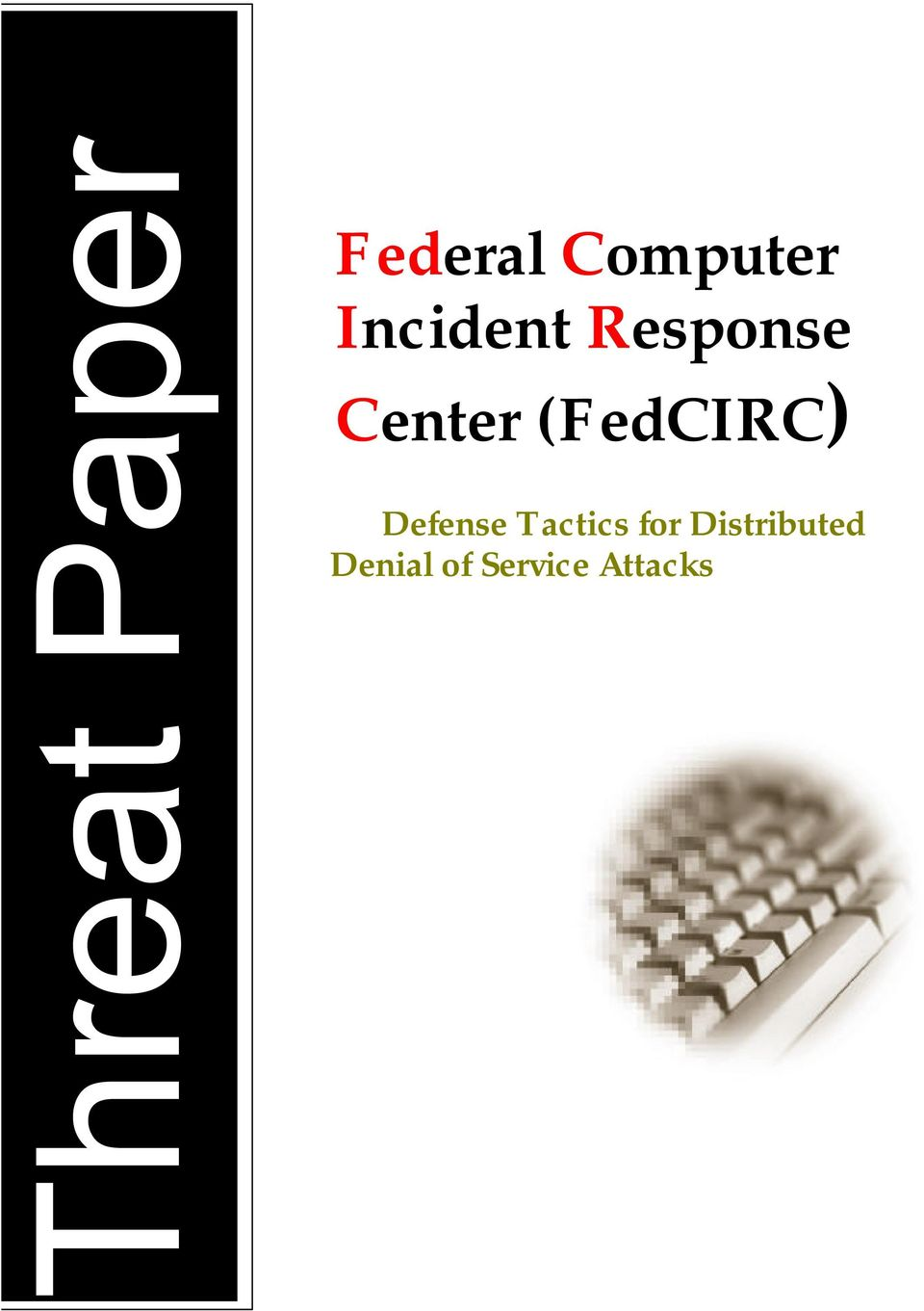 (FedCIRC) Defense Tactics for