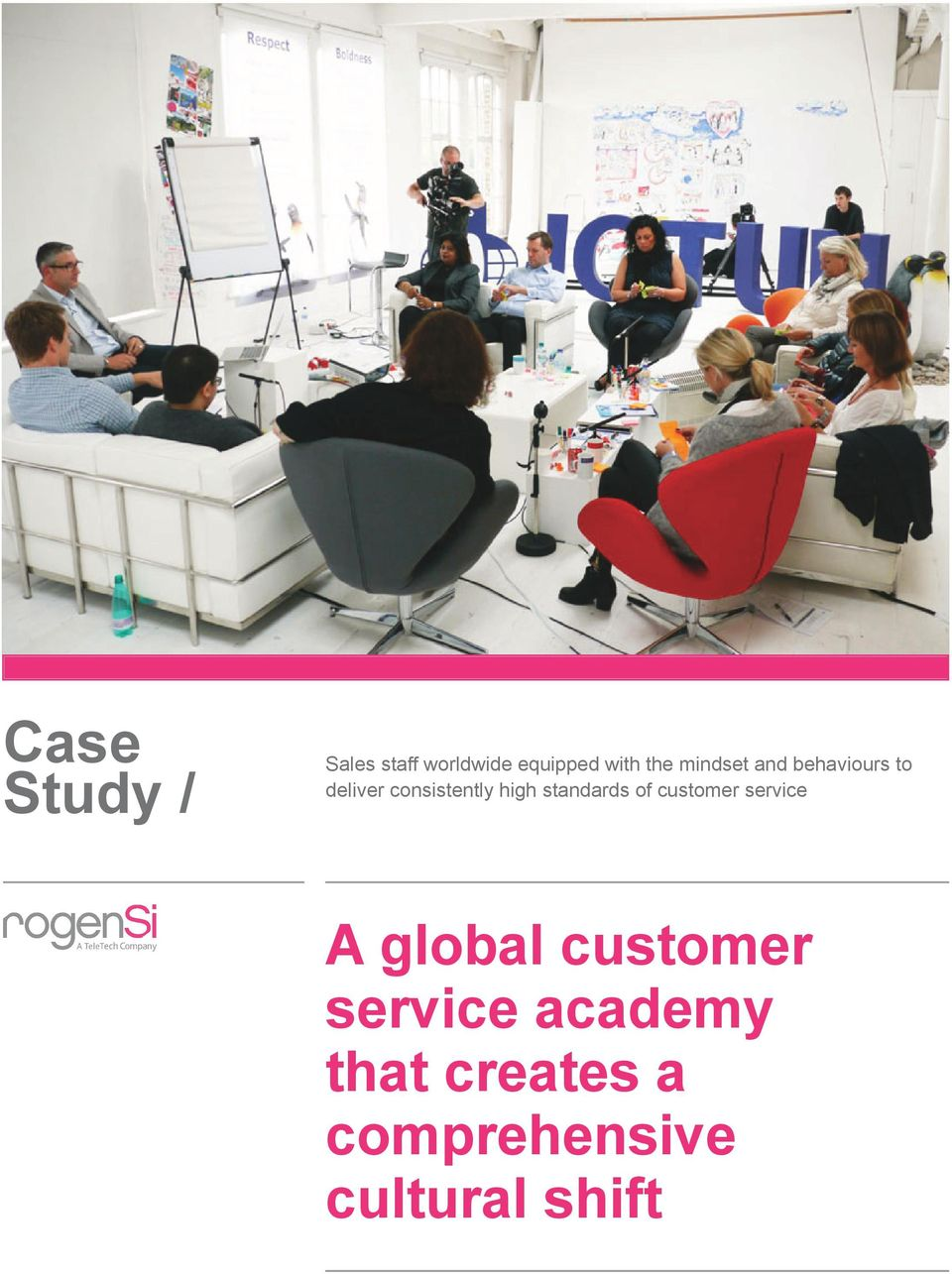 standards of customer service A global customer