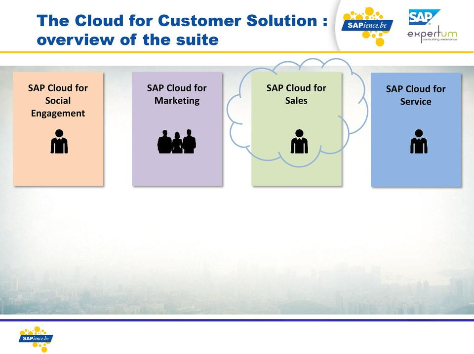 Social Engagement SAP Cloud for