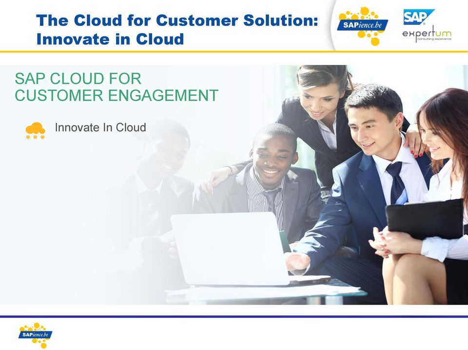 Cloud SAP CLOUD FOR