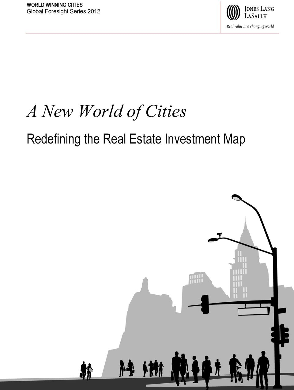 World of Cities Redefining