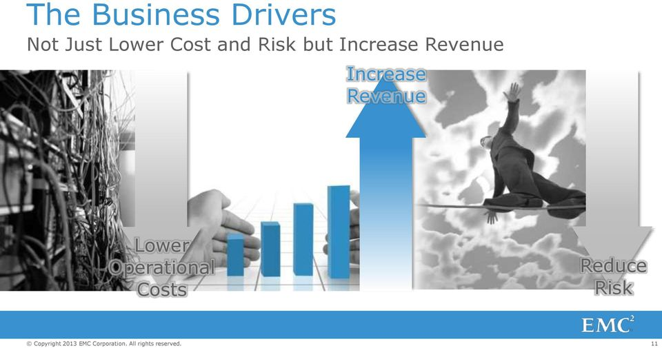 Lower Operational Costs Reduce Risk