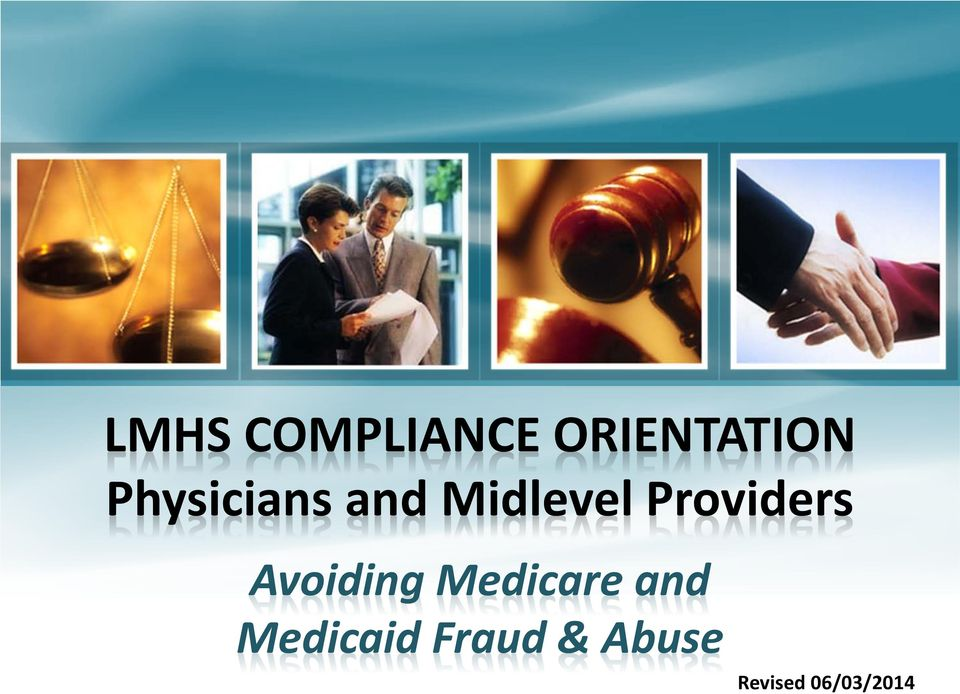 Providers Avoiding Medicare and