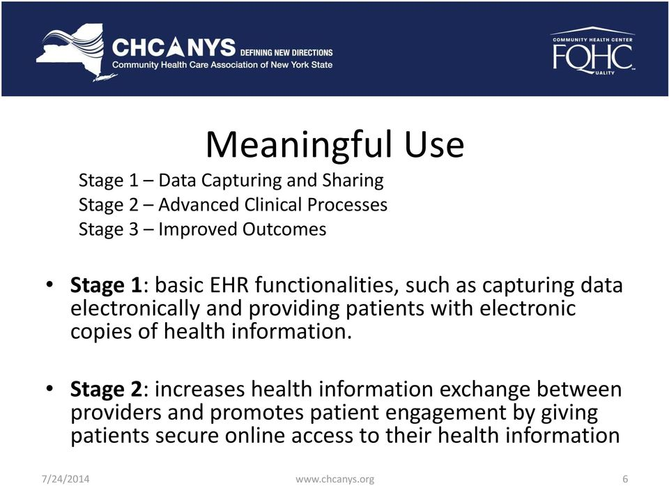 electronic copies of health information.