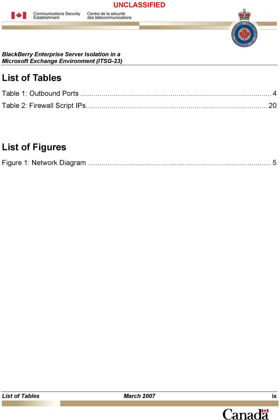 .. 20 List of Figures Figure 1: