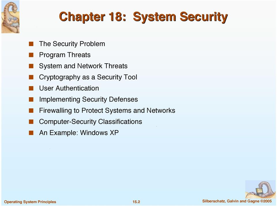 Implementing Security Defenses Firewalling to Protect Systems and Networks