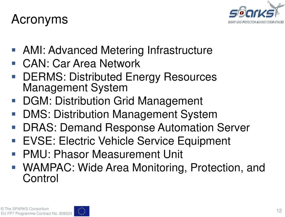 Management System DRAS: Demand Response Automation Server EVSE: Electric Vehicle Service
