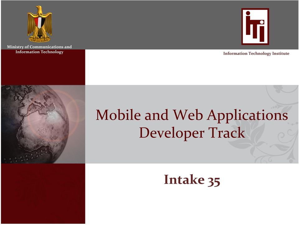 Technology Institute Mobile and