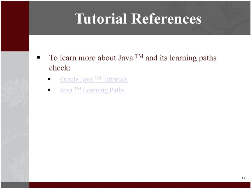 its learning paths check:!