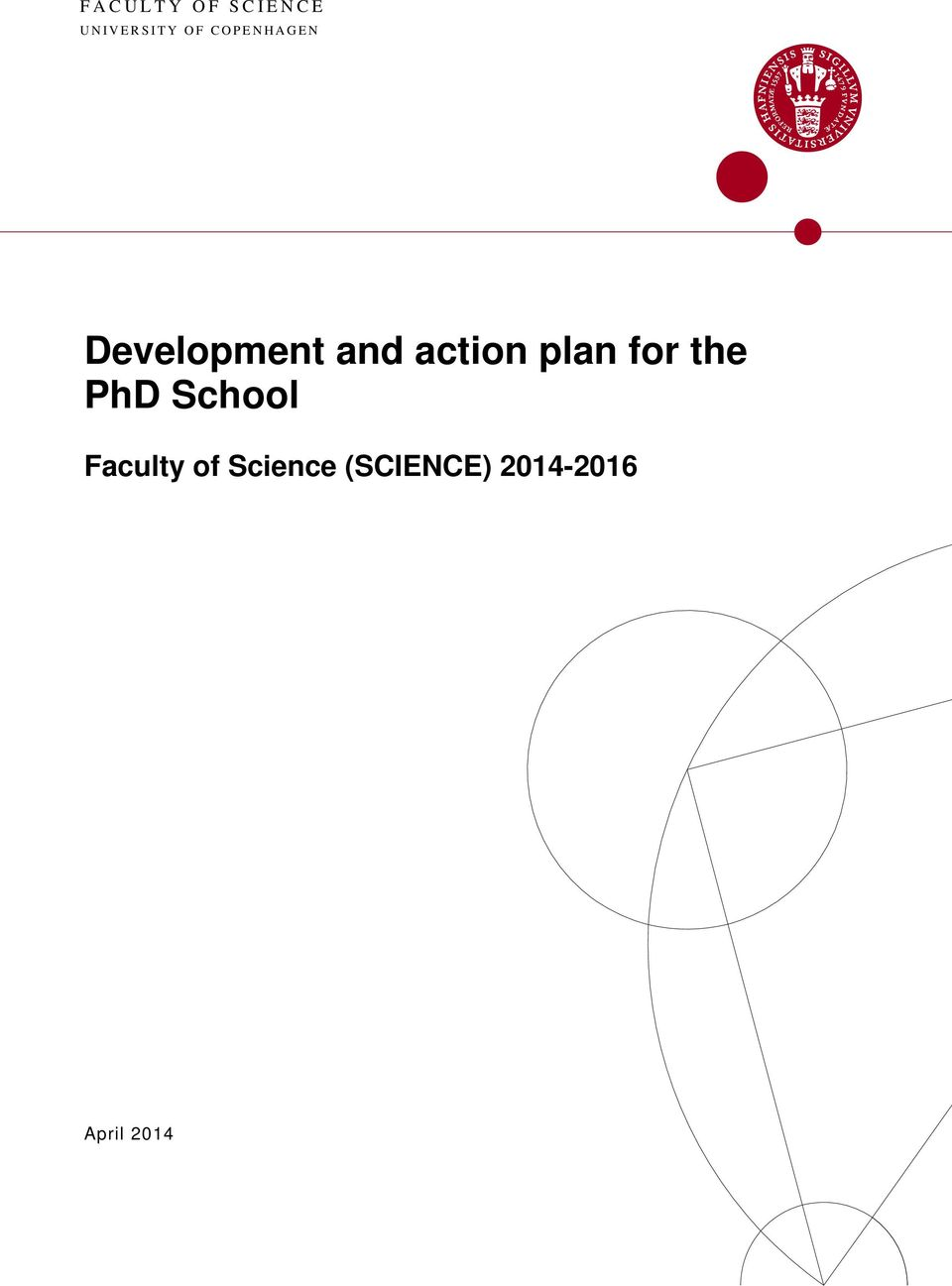 Development and action plan for the PhD