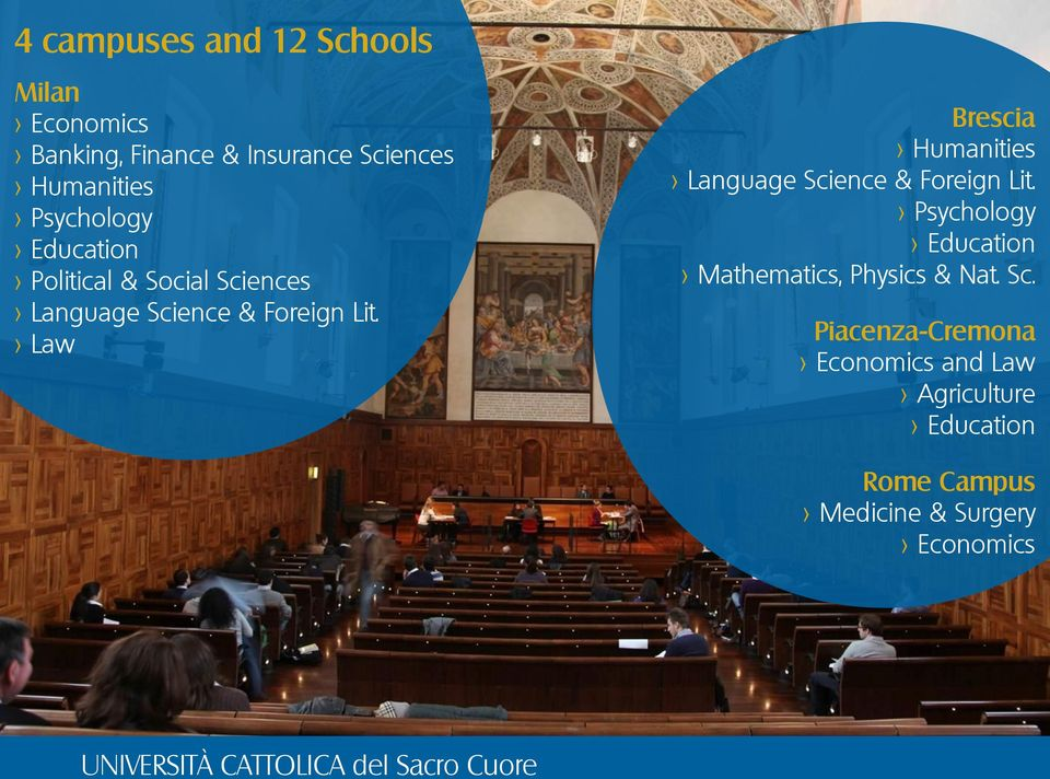 > Law Brescia > Humanities > Language Science & Foreign Lit.