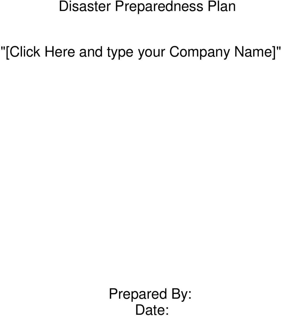 type your Company