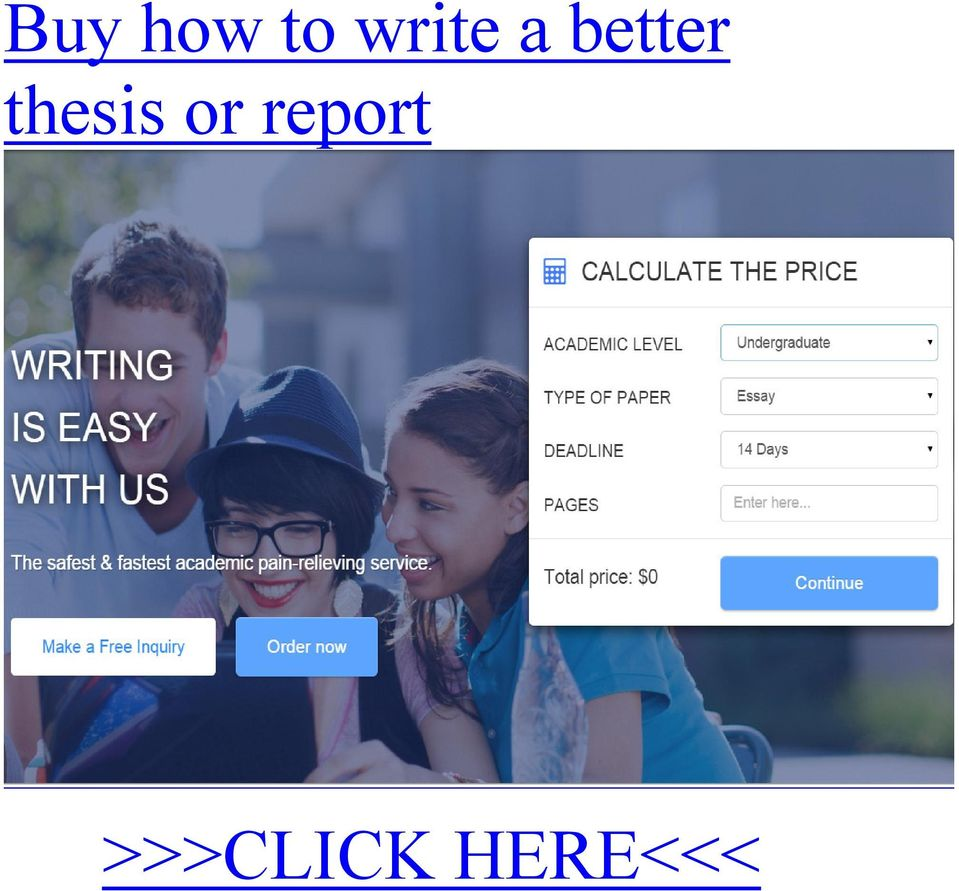 Buy how to write a better thesis or report >>>CLICK HERE<<< The fan will reduce your cost during