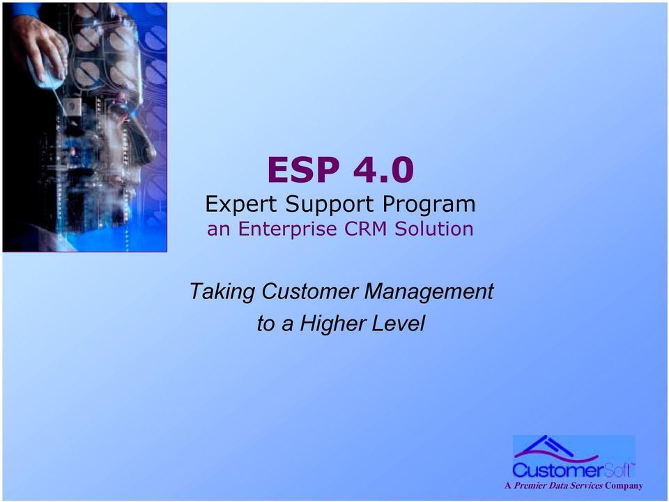 an Enterprise CRM