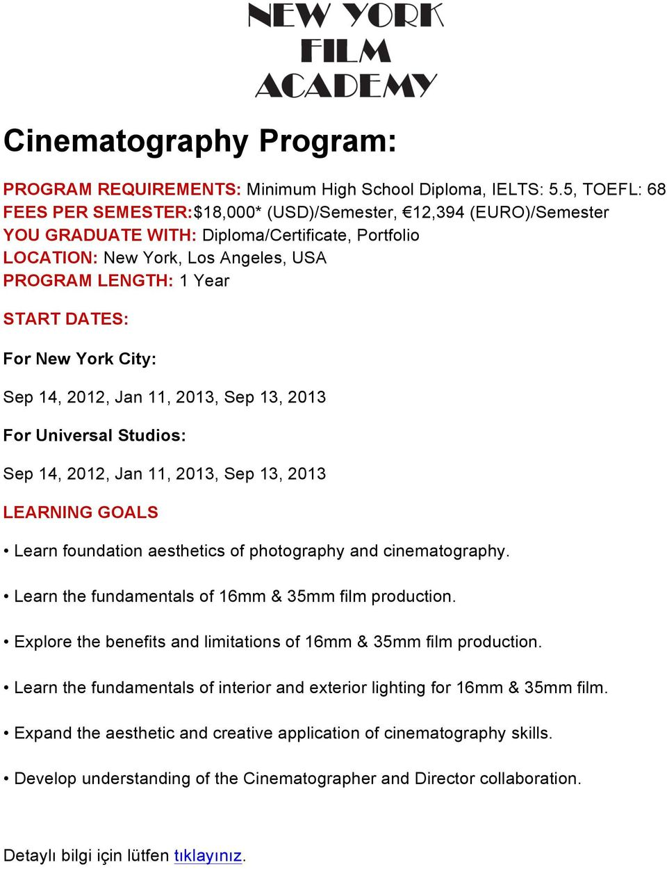 Learn the fundamentals of 16mm & 35mm film production. Explore the benefits and limitations of 16mm & 35mm film production.