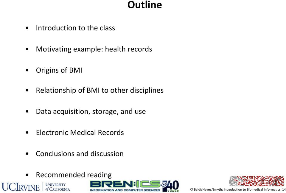 storage, and use Electronic Medical Mdi lrecords Conclusions and
