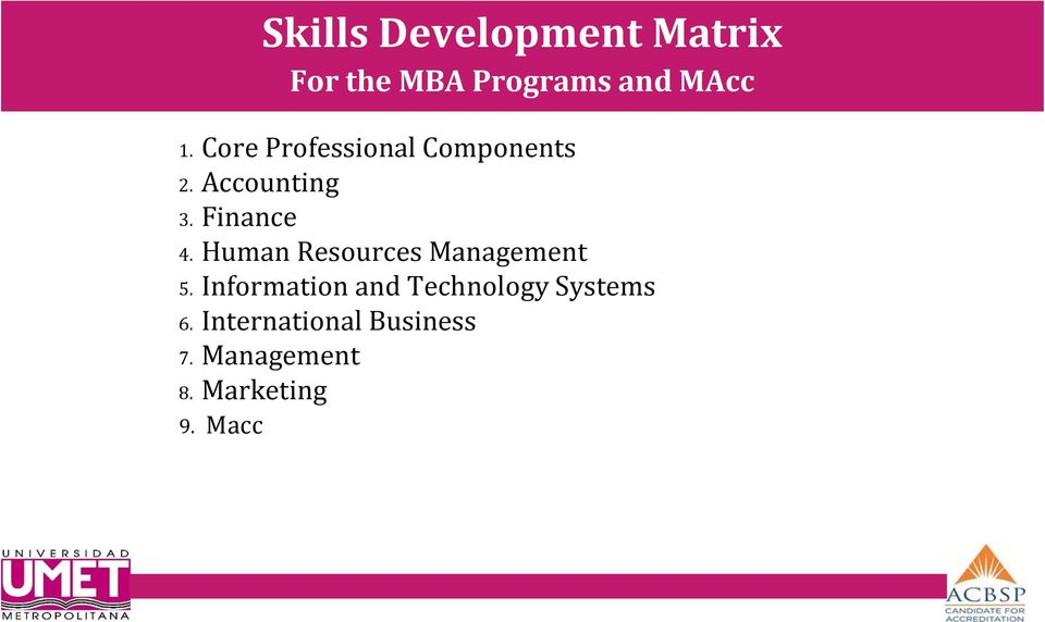 Human Resources Management 5.