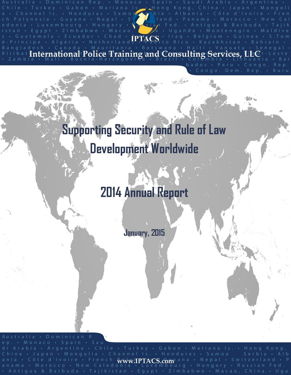 Security and Rule of Law Development