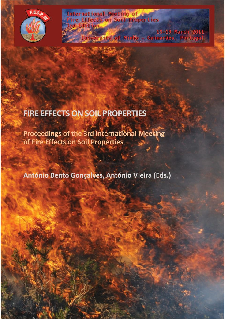 Meeting of Fire Effects on Soil
